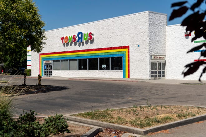Toys R Us is coming back...in some areas. The Visalia store closed in June of 2018.