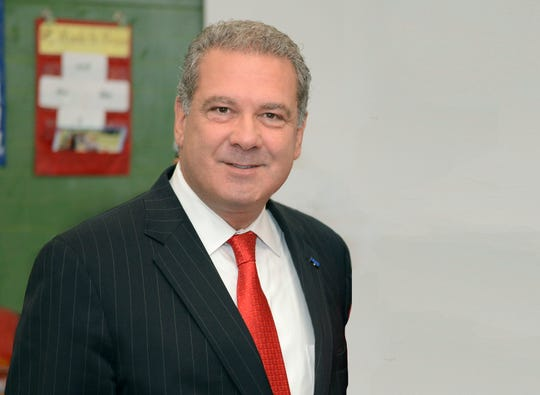 Yonkers Mayor Mike Spano