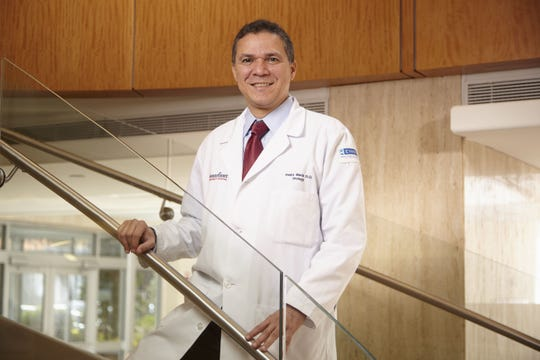 Pedro Maria, D.O., is a urologist who specializes in the treatment of male sexual dysfunction.