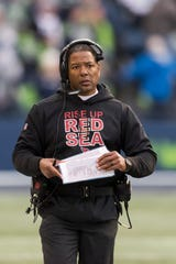 The lone minority head coaching candidate to be hired in 2018, Steve Wilks was fired after just one year in Arizona.