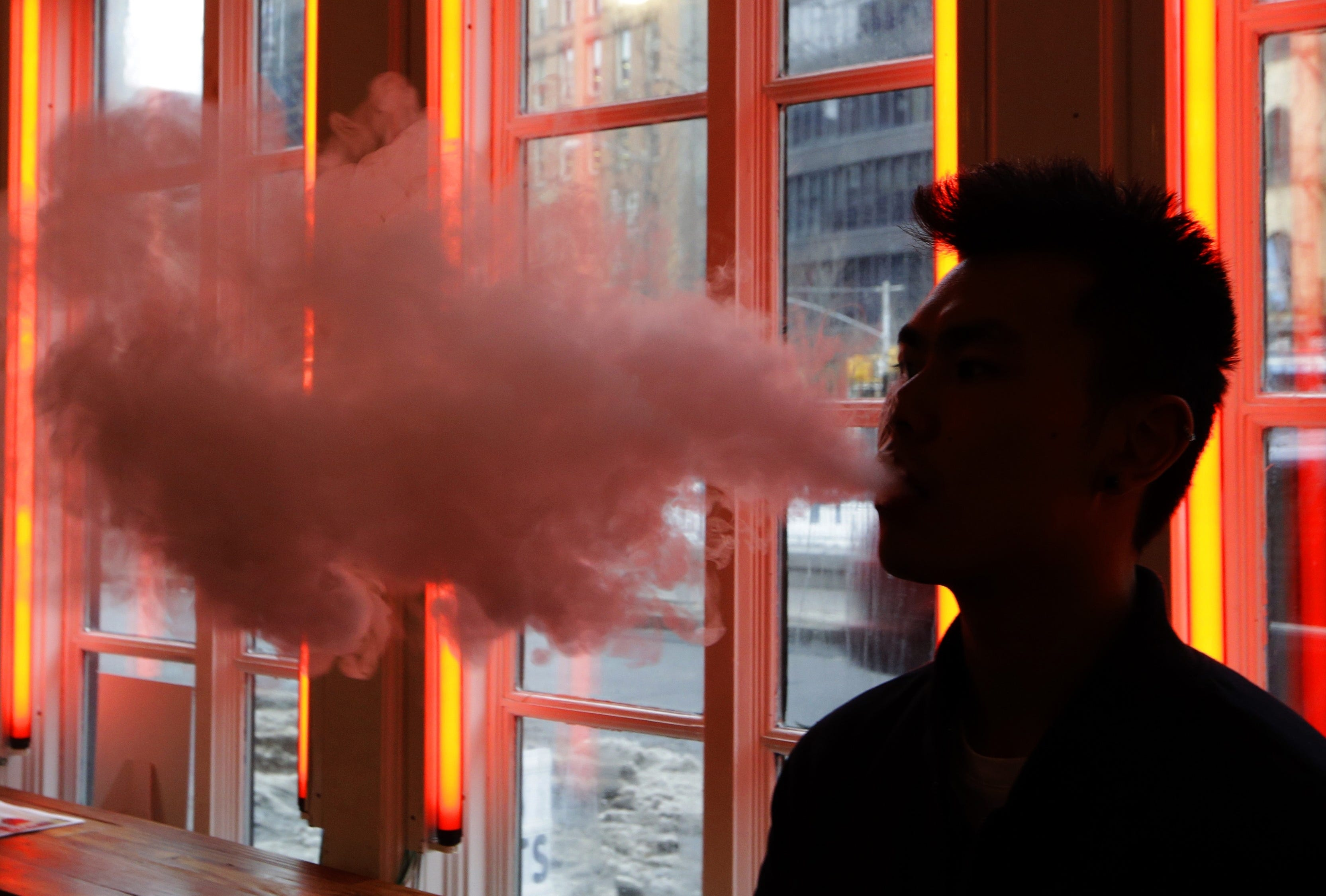 San Francisco approves historic ban of e-cigarette sales, a first for a major US city