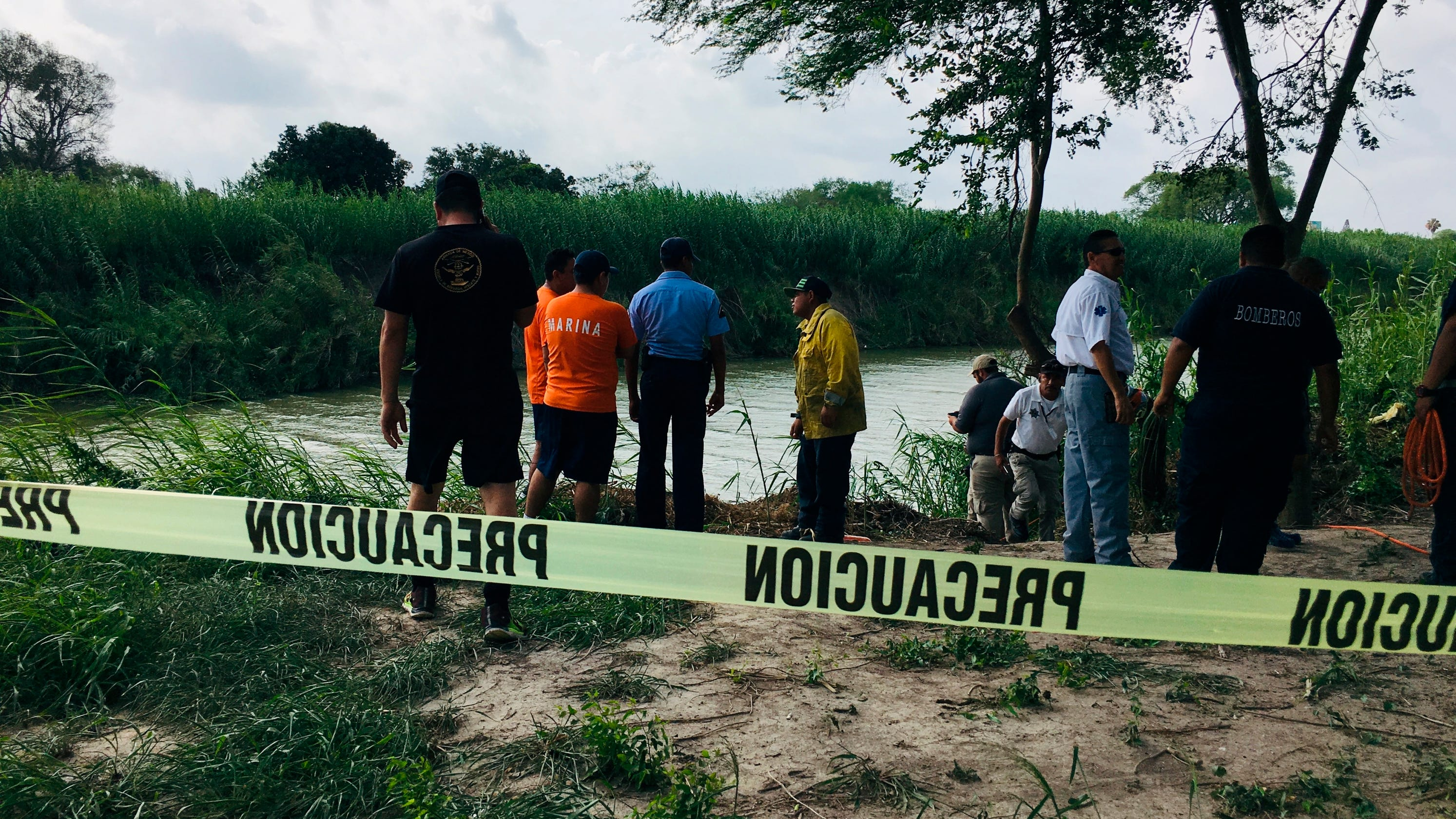 Photo of drowned father and daughter renews immigration outrage