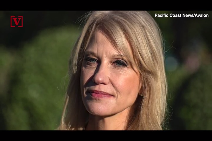 Trump says he won't fire Kellyanne Conway for alleged Hatch Act violations