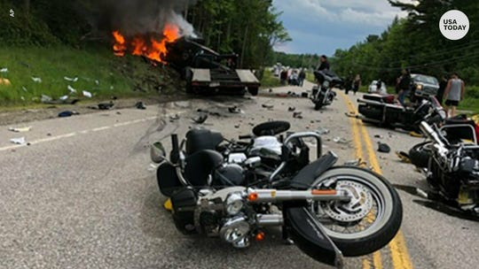 Head of Massachusetts Registry of Motor Vehicles resigns after fatal New Hampshire crash