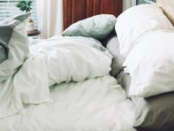 How to wash your bedding
