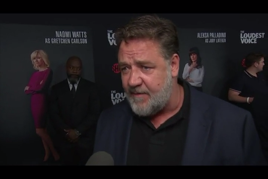 'Gladiator' at 20: Russell Crowe commemorates film's anniversary with iconic line