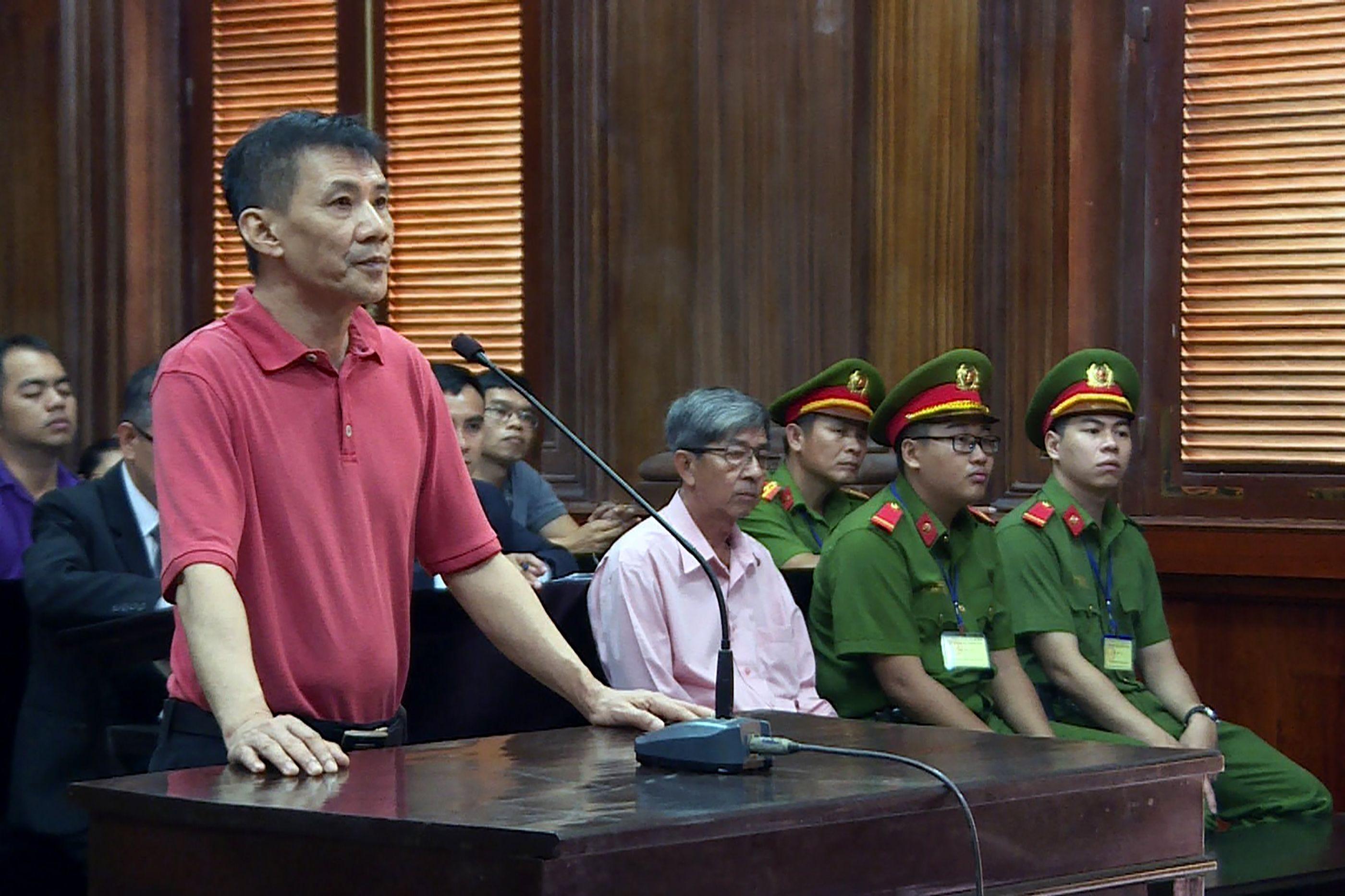 Michael Nguyen  American Accused Of Vietnam Plot  Gets 12