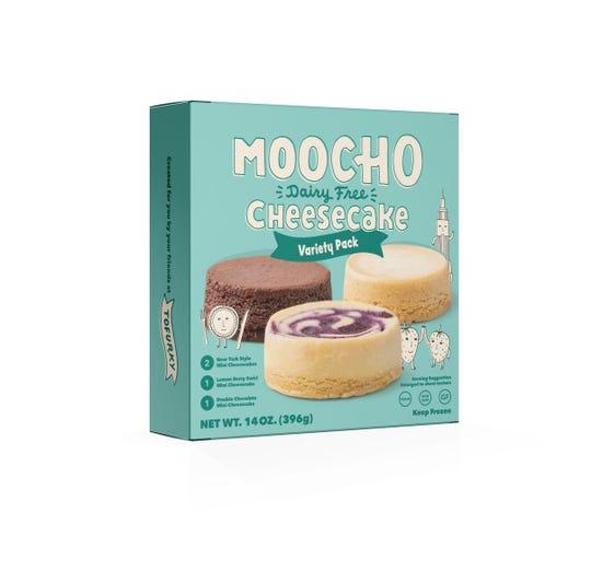 Tofurky Moocho cheesecakes
