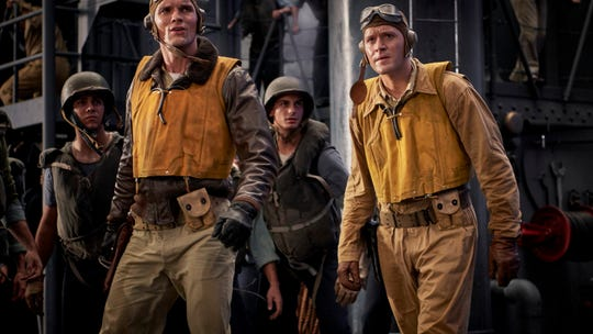 WWII epic 'Midway' defeats Stephen King's 'Doctor Sleep' sequel for Veterans Day weekend