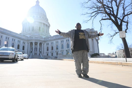 """Former prisoner Sylvester Jackson says he is constantly worried about violating terms of his extended supervision. """"I go day by day, but it's always in the back of my mind that I can lose everything without even committing a new crime."""" So-called crimeless revocations now account for 40% of new admissions in the Wisconsin prison system."""