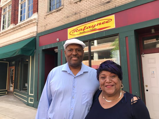 Charles and JoAnn Knox opened Rafaynee Southern Cuisine in 2015. The restaurant specializes in fresh dishes that are made from scratch.