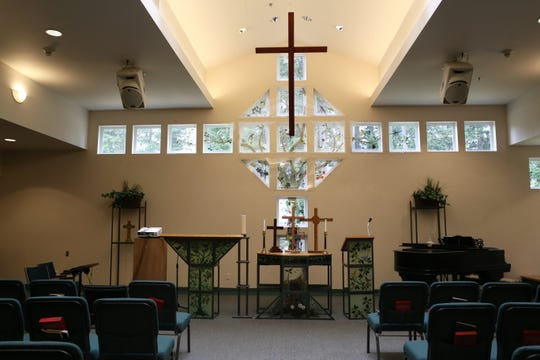 The North Mason United Methodist church opened its doors in 1992. The church has seen attendance decline to 20 to 30 people each week.