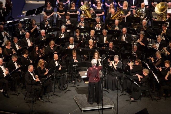 The Melbourne Municipal Band and Festival Chorus will provide patriotic music for the public in a free community event at Eastminster Presbyterian Church on the Fourth of July.