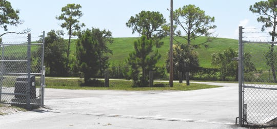 The Brevard County Solid Waste Facility on Sarno Road in Melbourne.