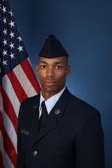 U.S. Air Force Airman Justin C. Hayes