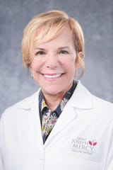 Judie Goodman, D.O., is medical director of Oncology Services at St. Joseph Mercy Oakland.