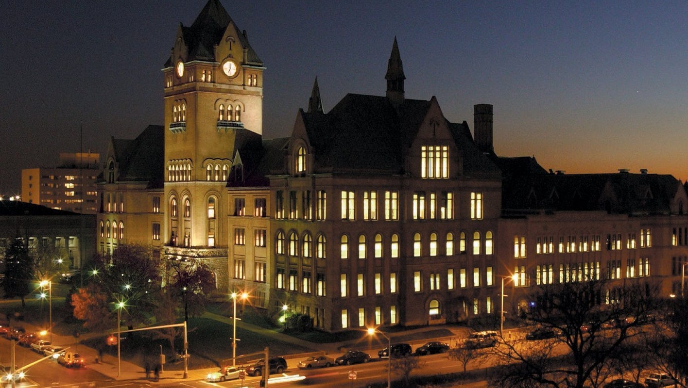 Legionella bacteria found in Wayne State University water cooler, Ford water heater tanks