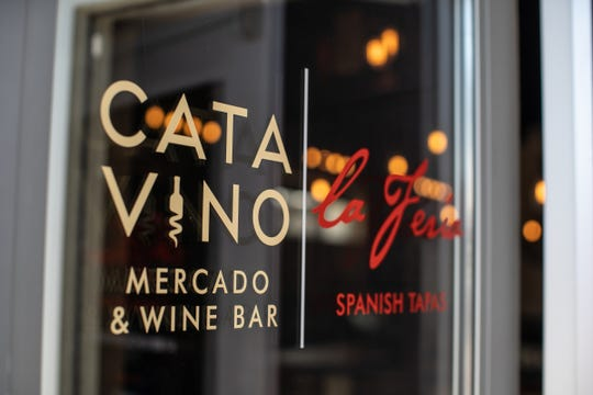 Cata Vino Mercado & Wine Bar opened about six months ago as an expansion of La Feria Spanish Tapas in Detroit's Midtown neighborhood.