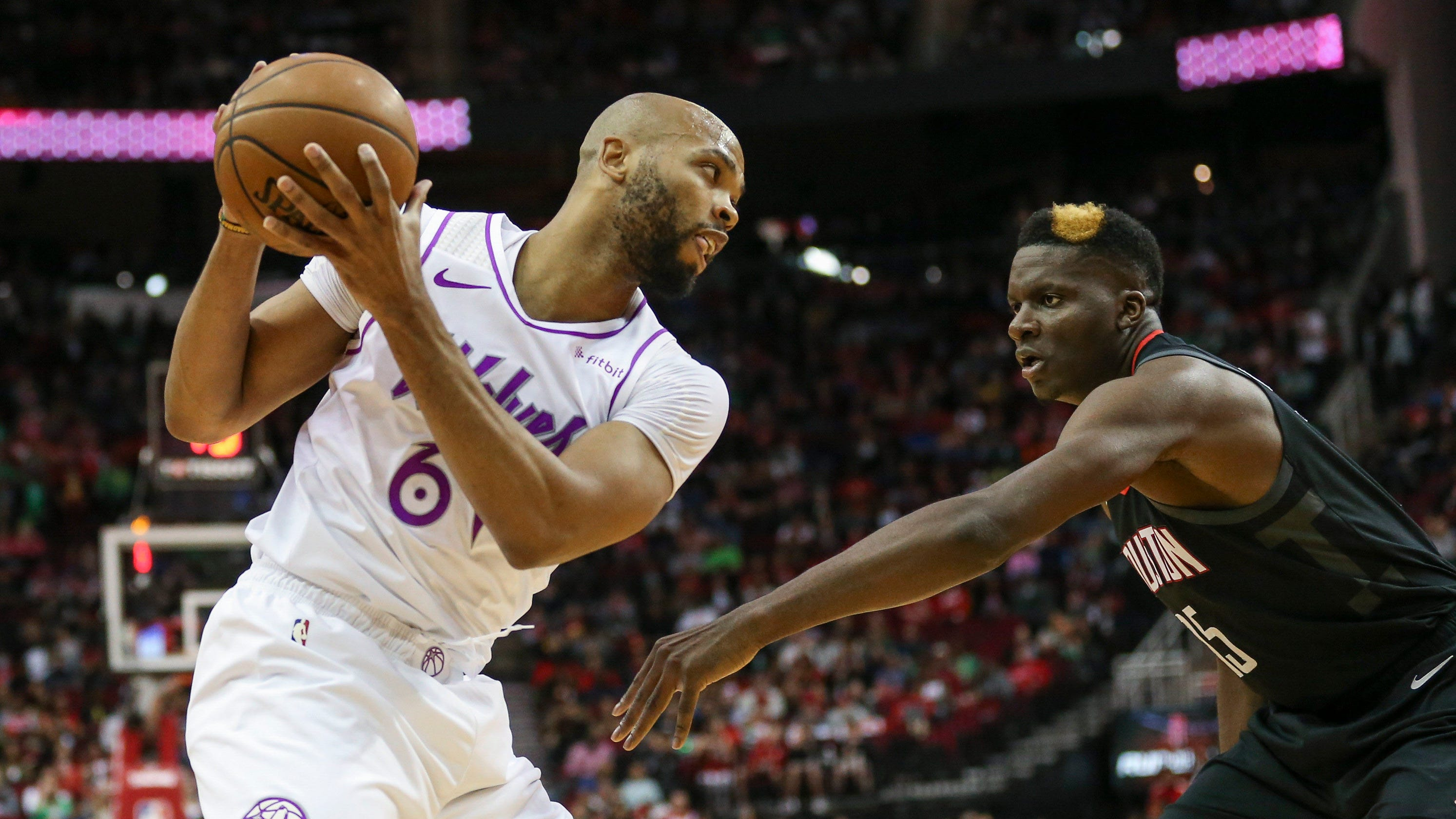 the latest 85301 2f17a Knicks agree with Taj Gibson on two-year contract in NBA ...