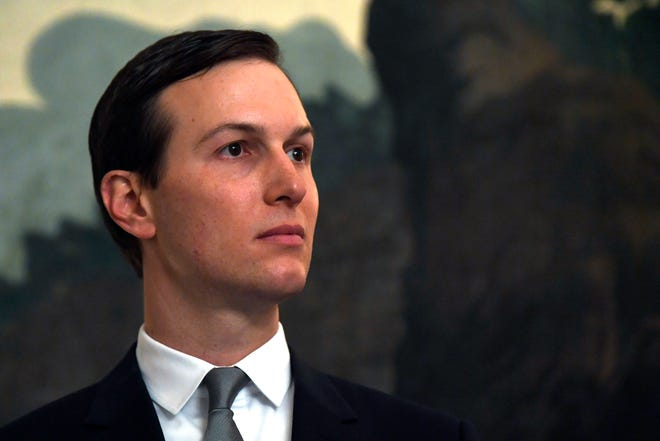Jared Kushner will present the economic portion of his Mideast peace plan on June 25 in Bahrain, with some key players missing.