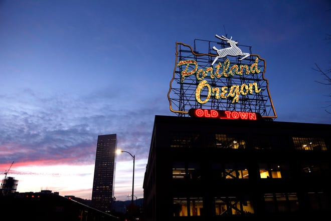 The stark divide in Oregon between the state's liberal, urban population centers and its conservative and economically depressed rural areas makes it fertile ground for the political crisis unfolding over a push by Democrats to enact sweeping climate legislation.