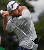 Zack Sucher, 32, received $636,000 for his runner-up finish at the Travelers Championship last weekend.