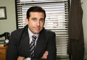 "Steve Carell in ""The Office"""