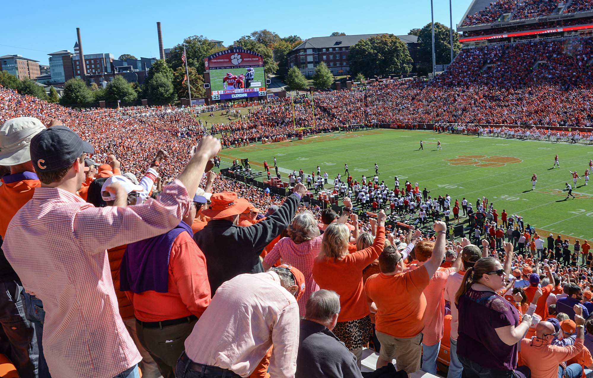 Here Is What Clemson Iptay Donors Get In Return
