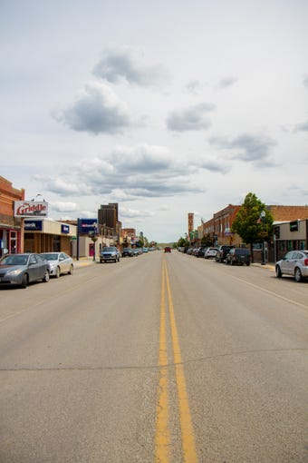 Main Street of Shelby