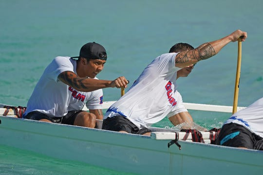 The Guam national team gears up for the Pacific Games by competing in the MPRA Galaide Cup Series 1 June 22.
