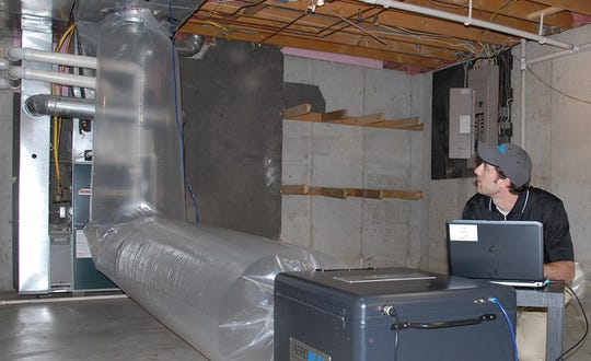 Duct sealing can eliminate those leaks and save up to 40% on your energy bills.
