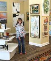 Paula Jackson opened Jackson Street Gallery in Ridgeland in June, giving the gallery a second life after she closed in 2011.
