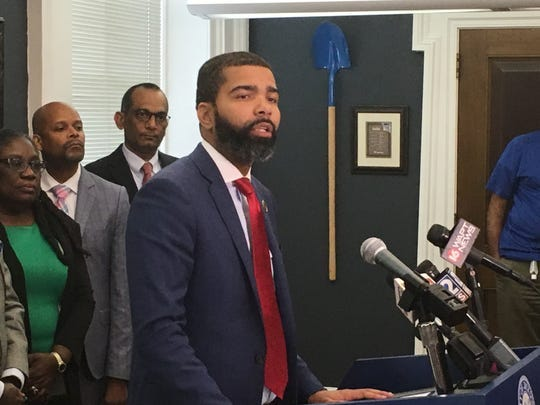 Mayor Chokwe Antar Lumumba announced at a June 11, 2019, press conference that the city of Jackson has filed a lawsuit against Siemens and several subcontractors. On Tuesday, Lumumba fired back at the lead attorneys in a lawsuit against the city over water cutoffs.