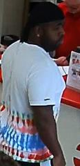 The Jackson Police Department is seeking public help in identifying a man captured on surveillance footage using stolen credit cards at Color Match on S. Royal Street in Jackson, Tenn. between June 6 and June 17.