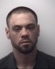 Billy Charles Howell, 40, suffered minor injuries in an officer-involved shooting after he allegedly barricaded himself in the home of a relative who had an active protection order against him.