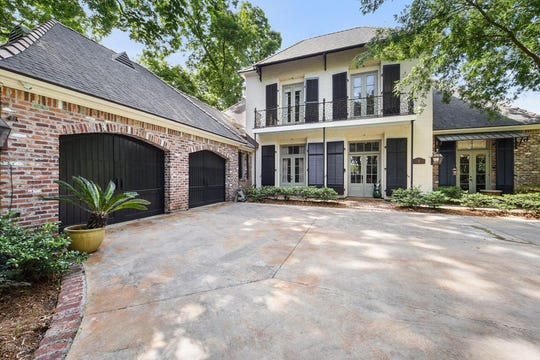 $2.9 million dollar Youngsville mansion is one of two in private subdivision with pond