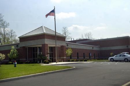 The Multi-County Juvenile Detention Center in Lancaster.