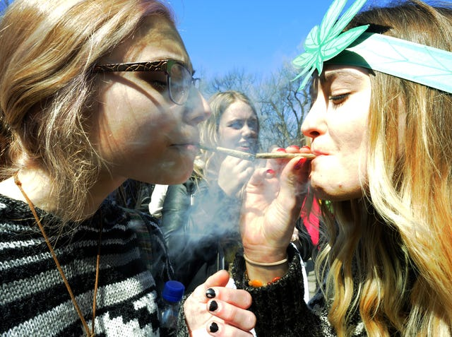 How big will Lansing's weed industry get? Millions of