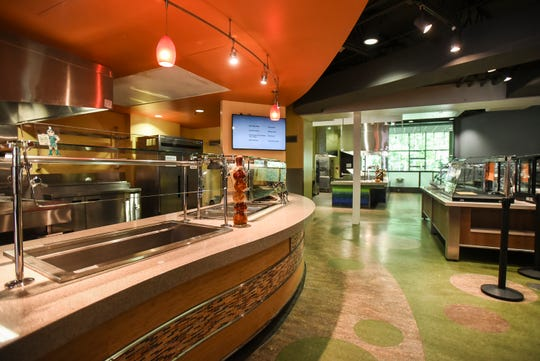 Owen Hall is home to Michigan State University's first completely allergen-free dining facility.  The new dining option opens July 8.