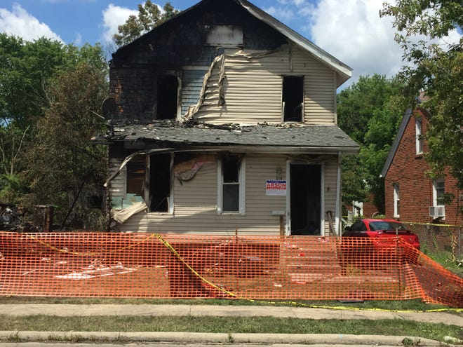 A fire claimed the life of a 3-year-old girl early Wednesday at 208 S. Foster St. Authorities called it arson.