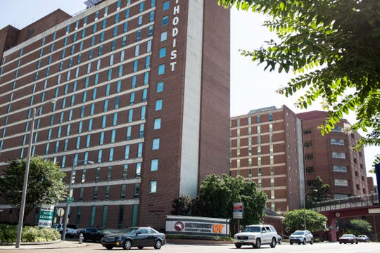 Pay cuts and furloughs were announced Monday at Methodist Le Bonheur Healthcare in response to the financial losses the health care system has seen since the coronavirus pandemic began.