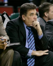 Tony Barone Sr. spent 11 years with the Grizzlies, including as an interim head coach.