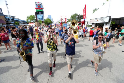 Summerfest 2019: For some, the Milwaukee music festival is