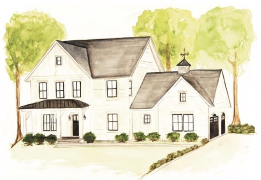 Kiefer Farms is a new eight-lot subdivision coming to the town of Merton.