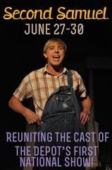 """A """"Second Samuel"""" reunion is happening Thursday through Sunday at the Wetumpka Depot."""
