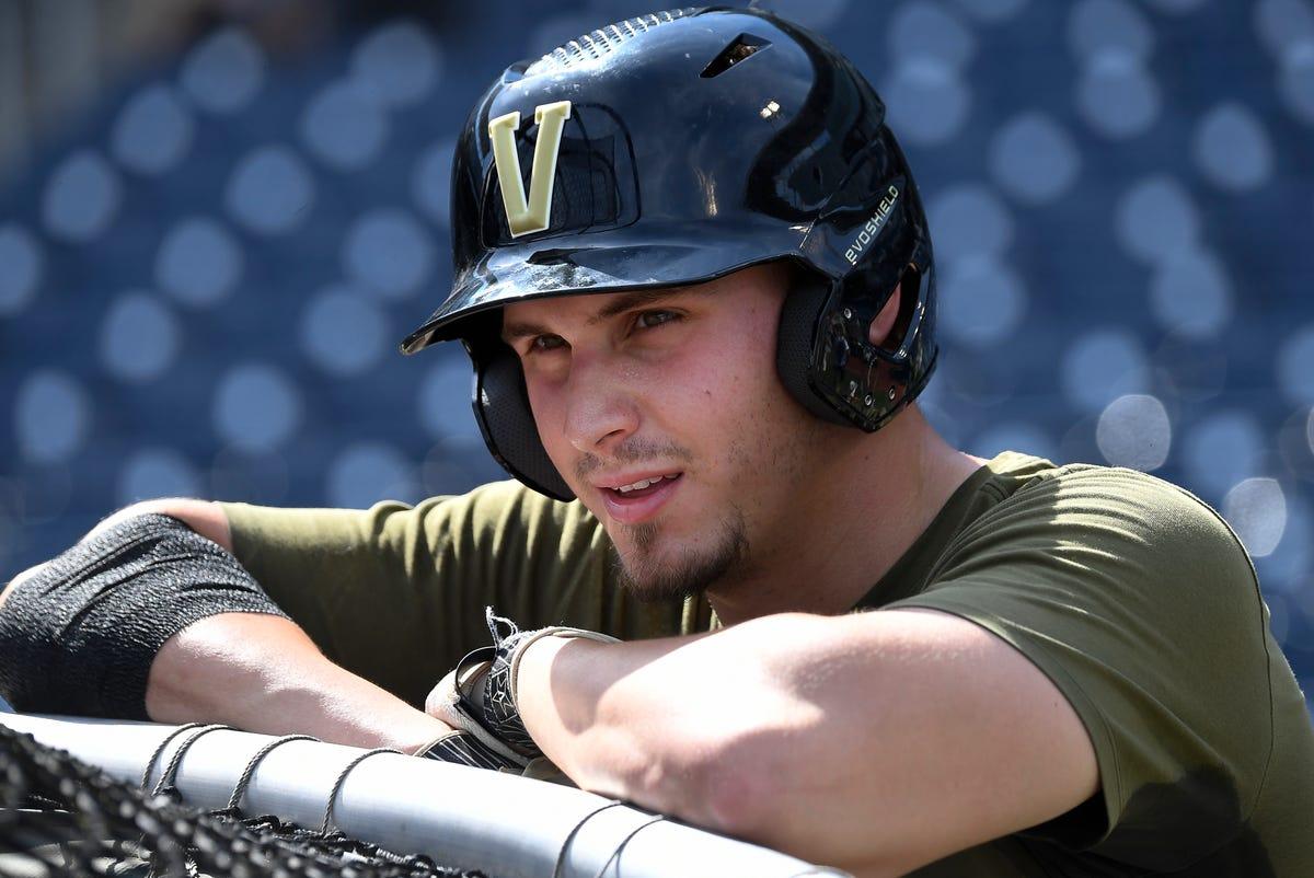 Championship Gold: Vanderbilt baseball wins national title
