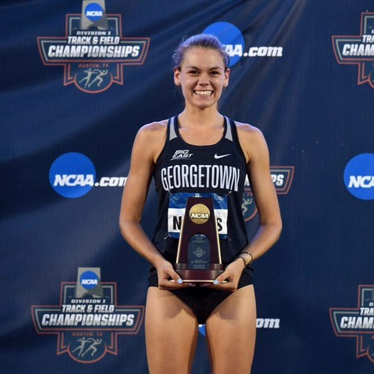 Josette Norris placed fourth in the 5,000 at the NCAA Division I Championships.