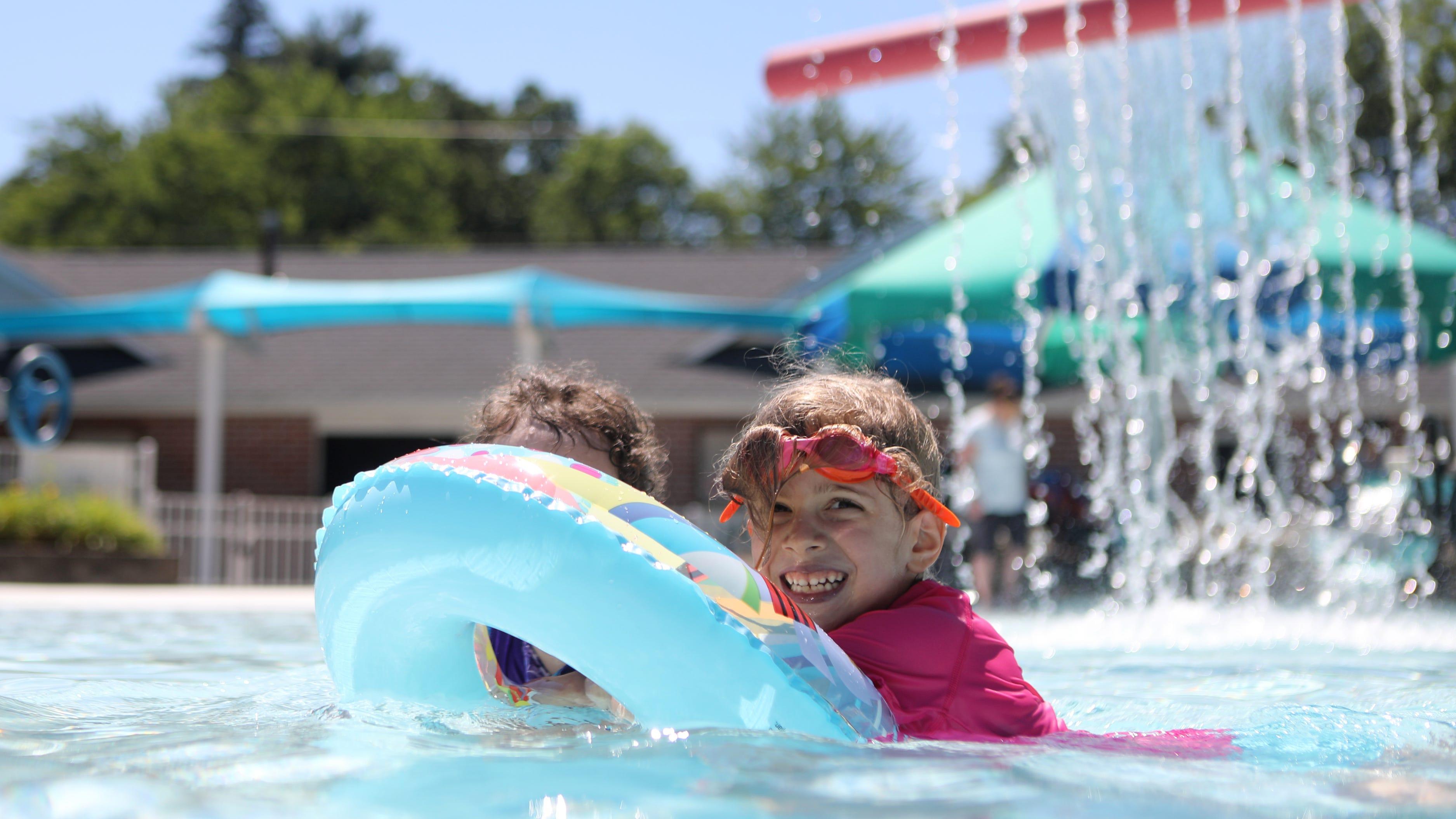 Lifeguard talks pool safety in Glen Rock