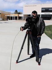 Four Corners Film Festival organizer Brent Garcia says approximately 270 entries were received for the event, which will take place in September.