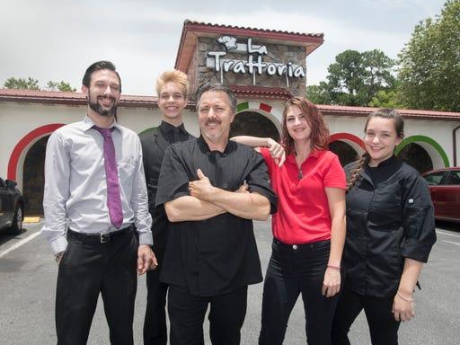 La Trattoria Italian Restaurant In Pensacola Opens Under New